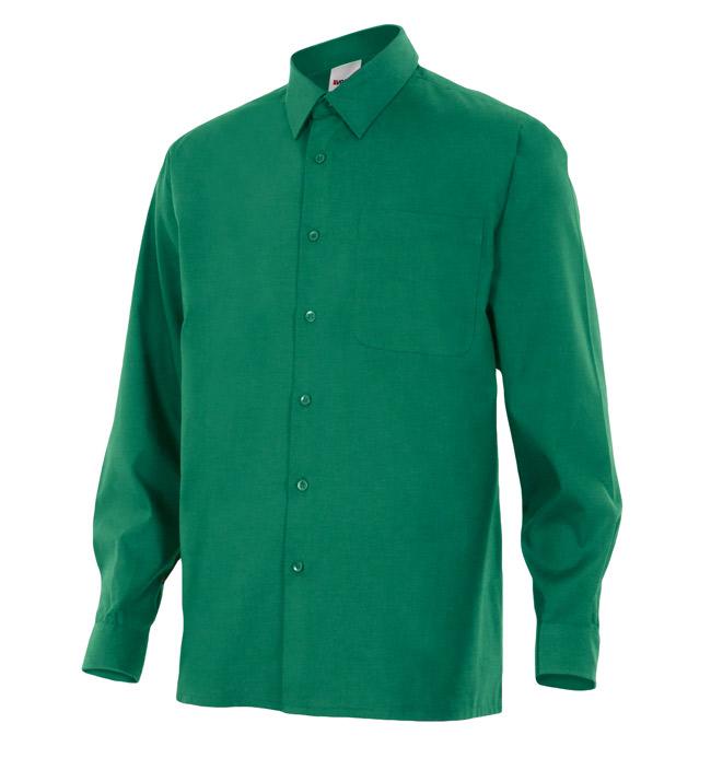 Camisa de trabajo manga larga VEL5292