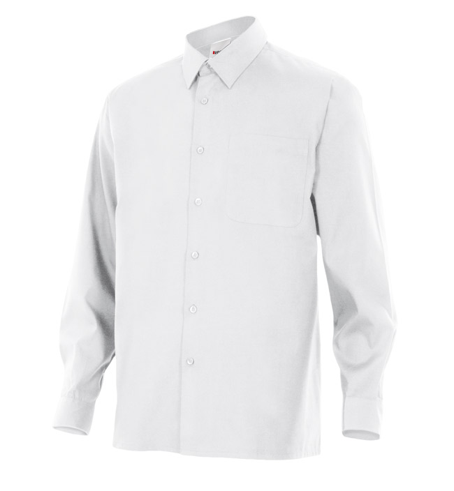 Camisa de trabajo manga larga VEL5297