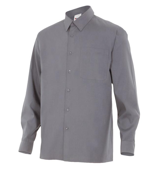 Camisa de trabajo manga larga VEL5298