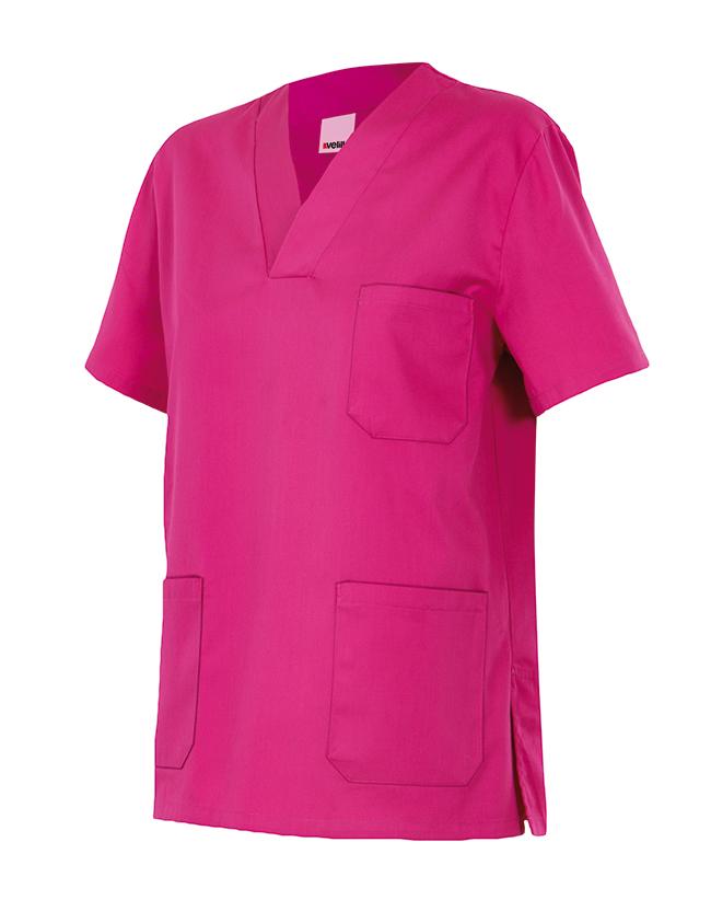 Camisola Casaca Velilla Pijama de Manga Corta claro