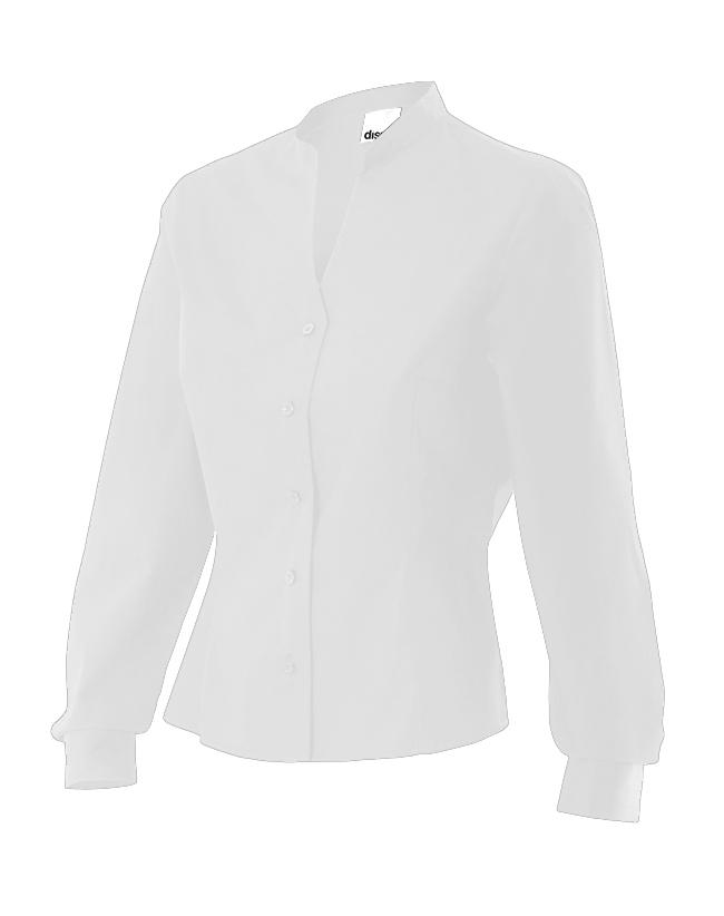 Camisa trabajo mujer entallada