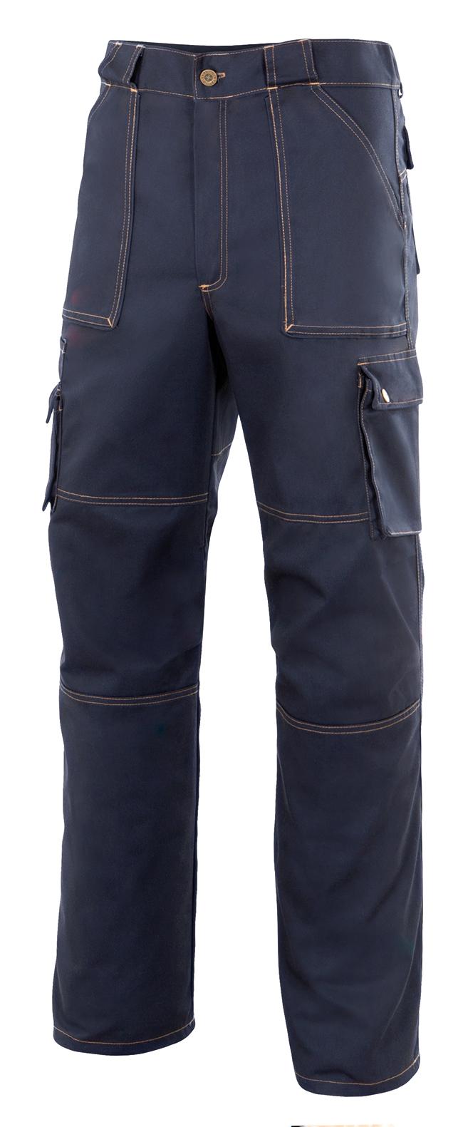 Pantalón Multibolsillos Disvel Zinc